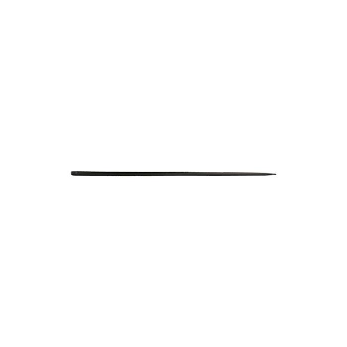 Coltello monouso in cpla nero cm 18