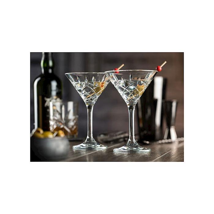 Coppa Martini Lucent vintage in policarbonato cl 23,5