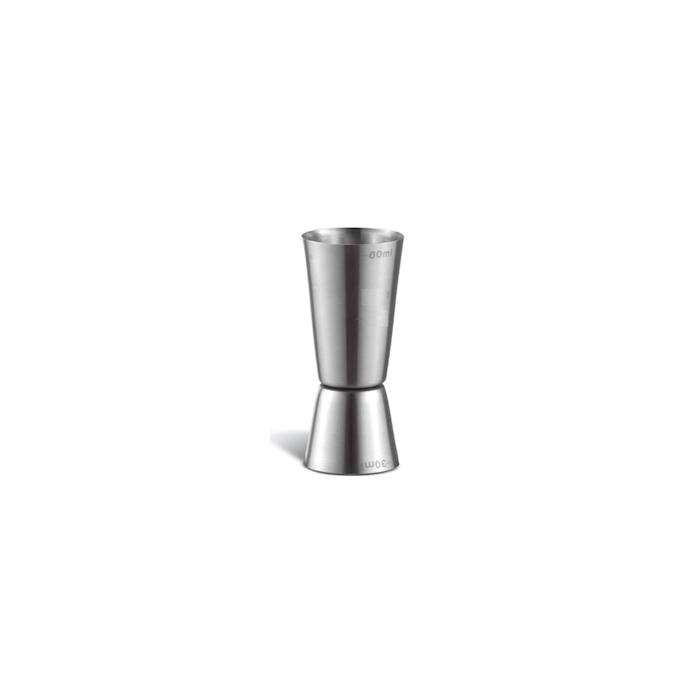 Jigger in acciaio inox ml 30-60