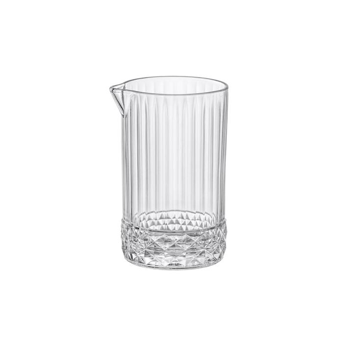 Mixing glass America '20s Bormioli Rocco in vetro cl 79