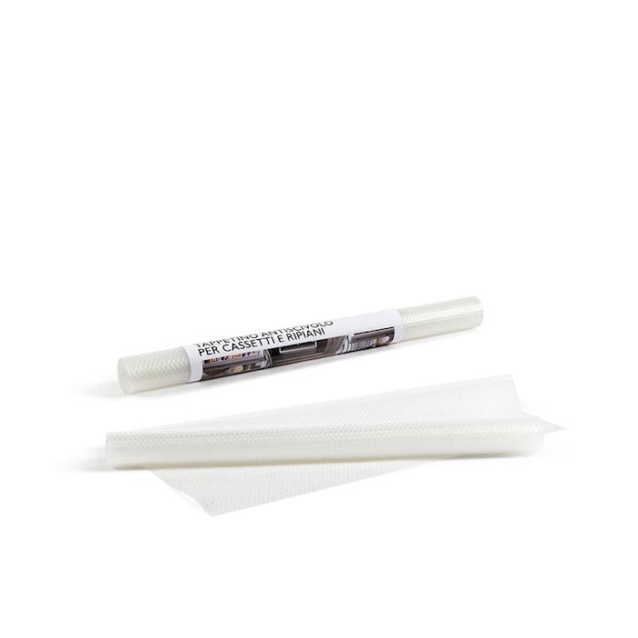 Tappetino antiscivolo in pap trasparente cm 50x150