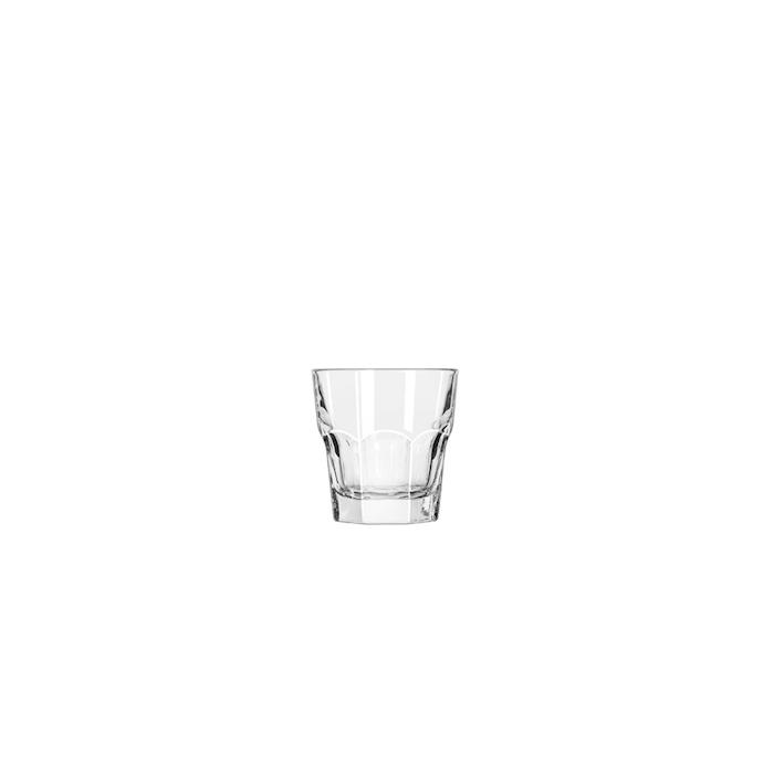 Bicchiere Gibraltar rocks Libbey in vetro 20,7 cl