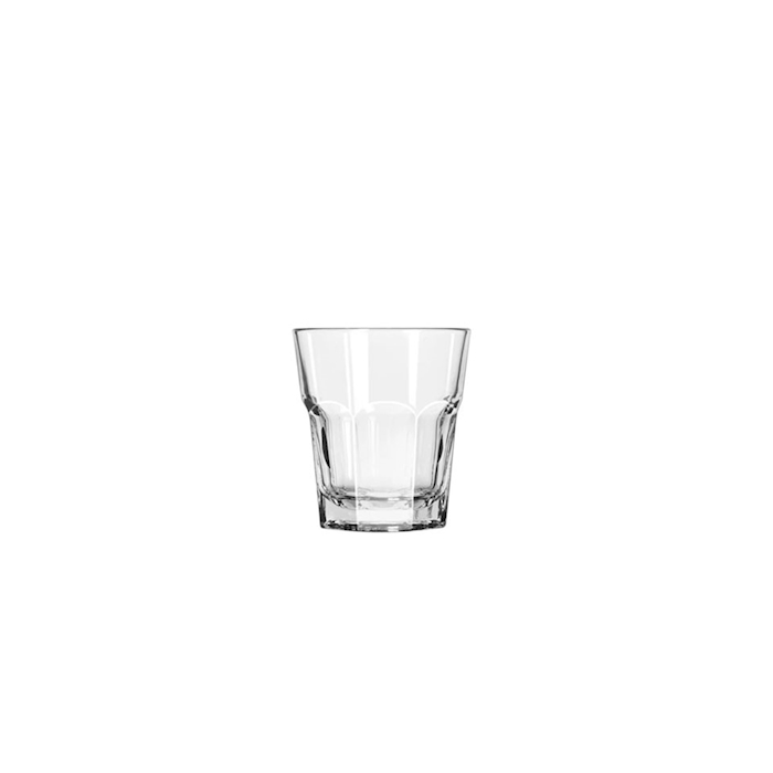 Bicchiere Gibraltar double rocks Libbey in vetro 33,5 cl