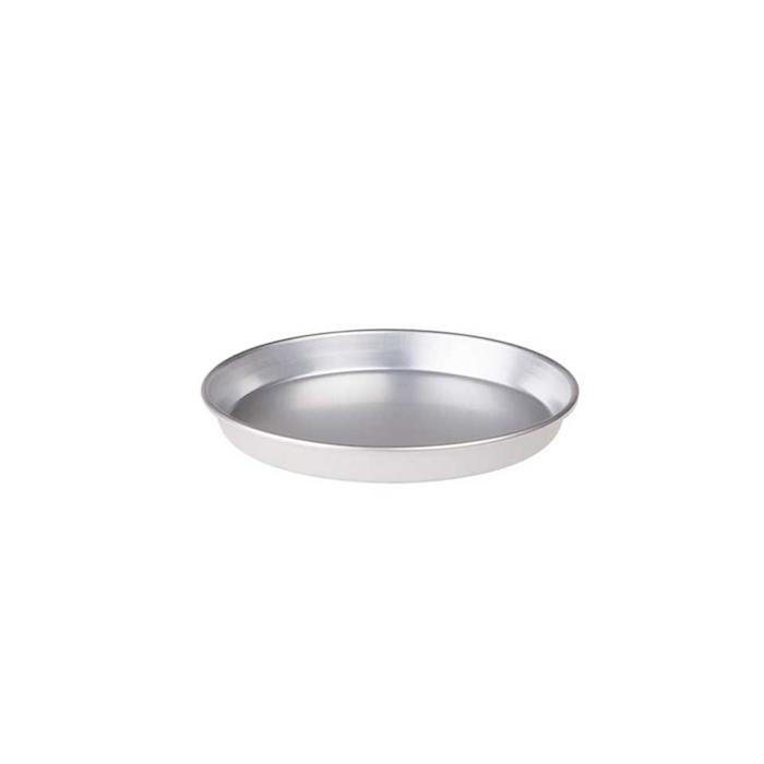 Teglia conica per pizza in alluminio cm 18