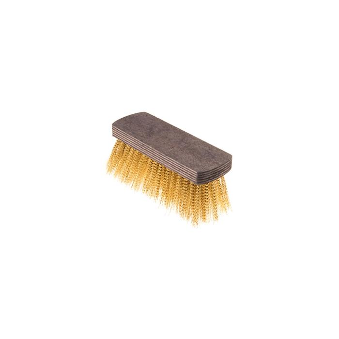 Ricambio per spazzola in ottone cm 17x5,5