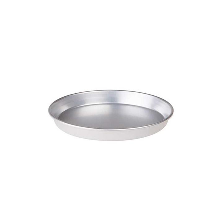 Teglia conica per pizza in alluminio cm 22