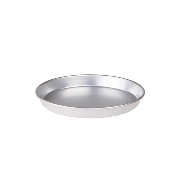Teglia conica per pizza in alluminio cm 24