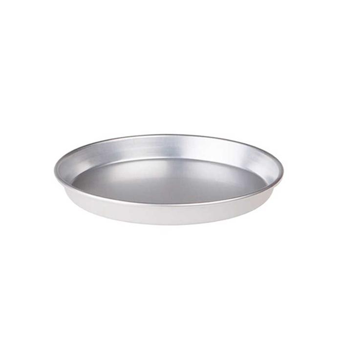 Teglia conica per pizza in alluminio cm 28