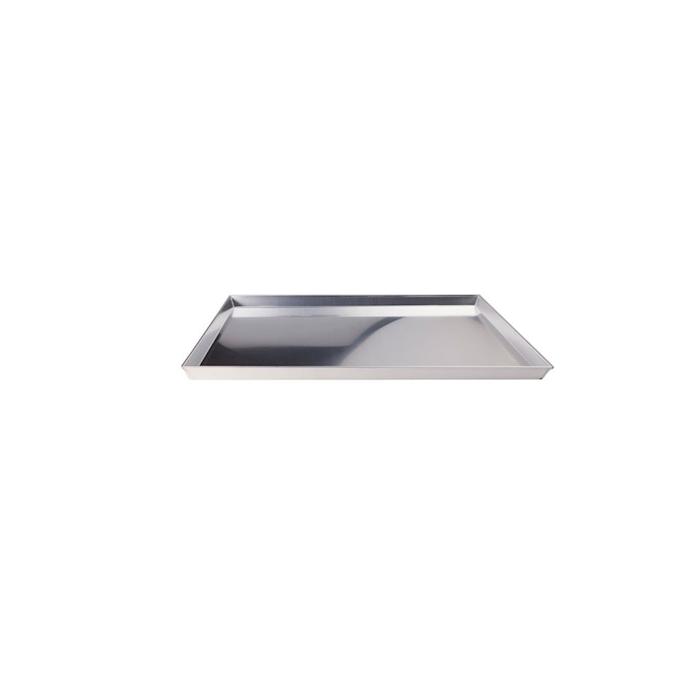 Teglia pizza rettangolare in alluminio cm 30