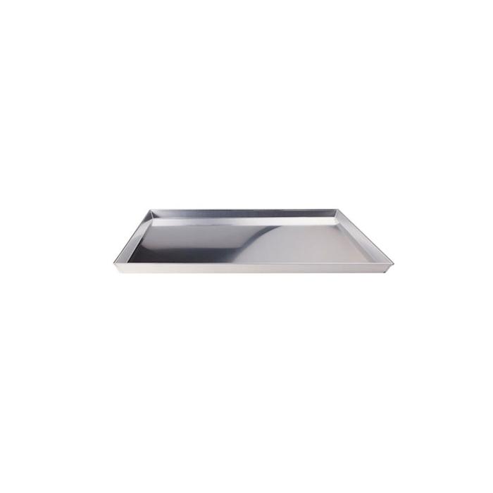 Teglia pizza rettangolare in alluminio cm 35