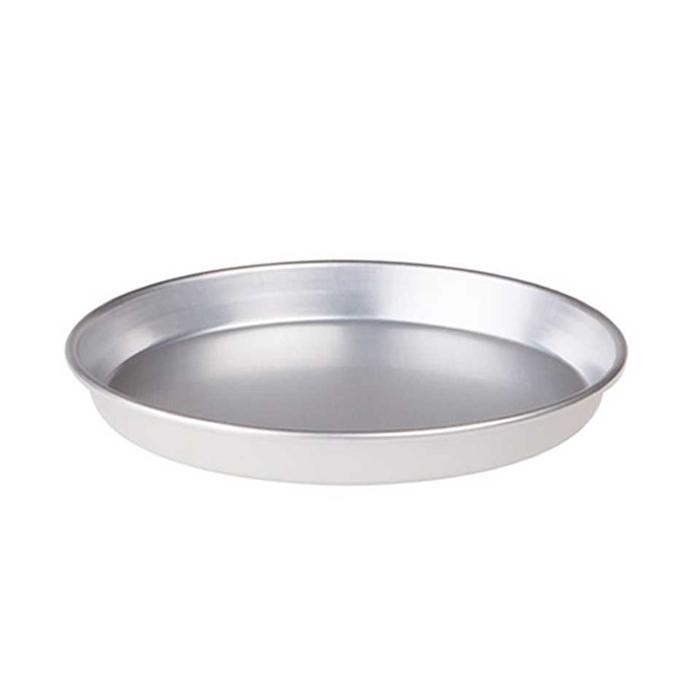 Teglia conica per pizza in alluminio cm 38