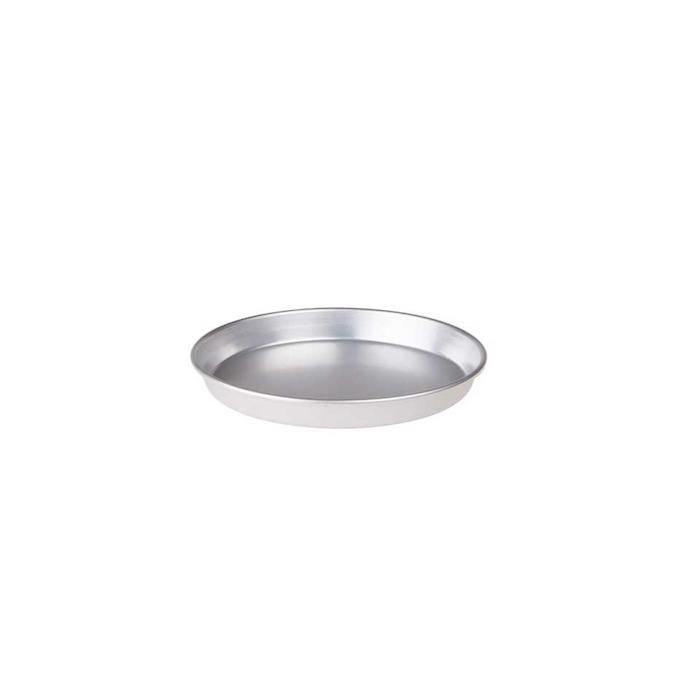 Teglia conica per pizza in alluminio cm 14