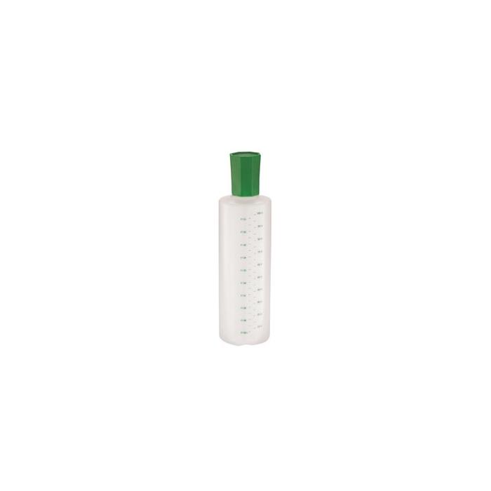 Bottiglia in plastica con tappo spruzzatore