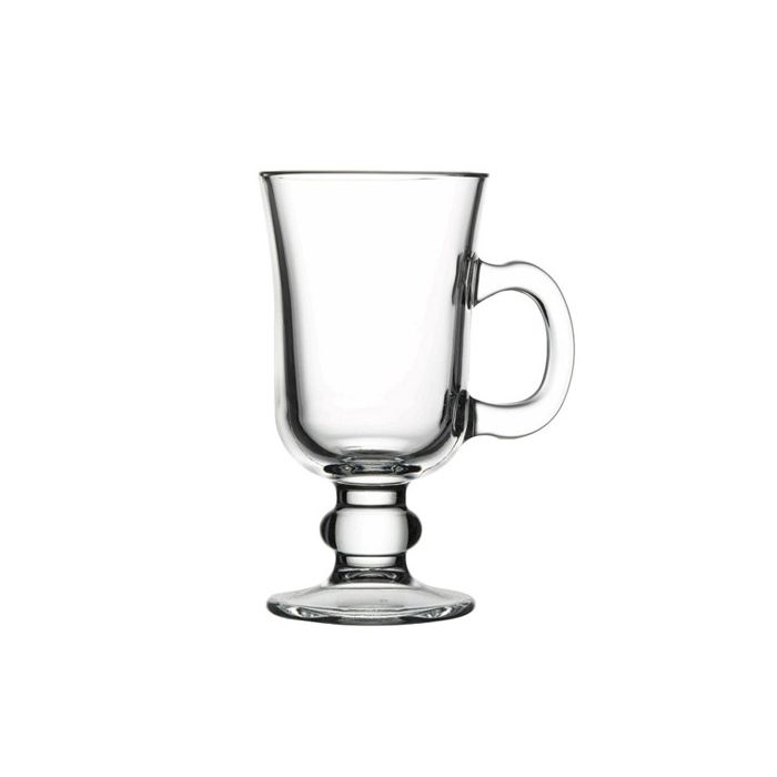 Tazza Punch Irish Coffee Pasabahce in vetro cl 12