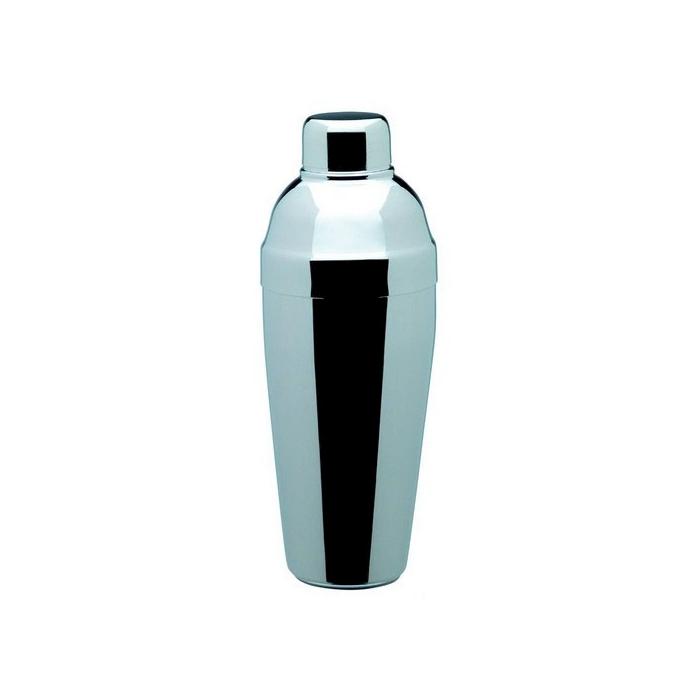 Shaker acciaio inox 3 pz 250 ml