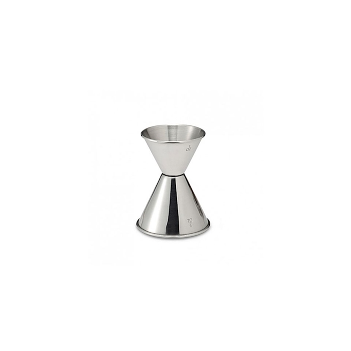 Jigger in once in acciaio 2 - 3 oz
