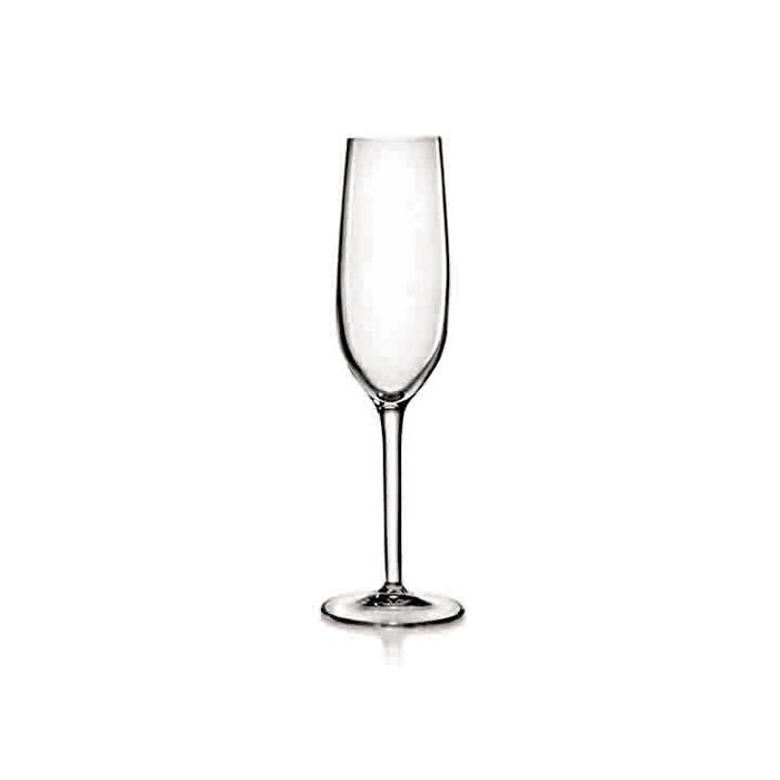 Calice flute spumante Rubino Bormioli Luigi in vetro cl 21
