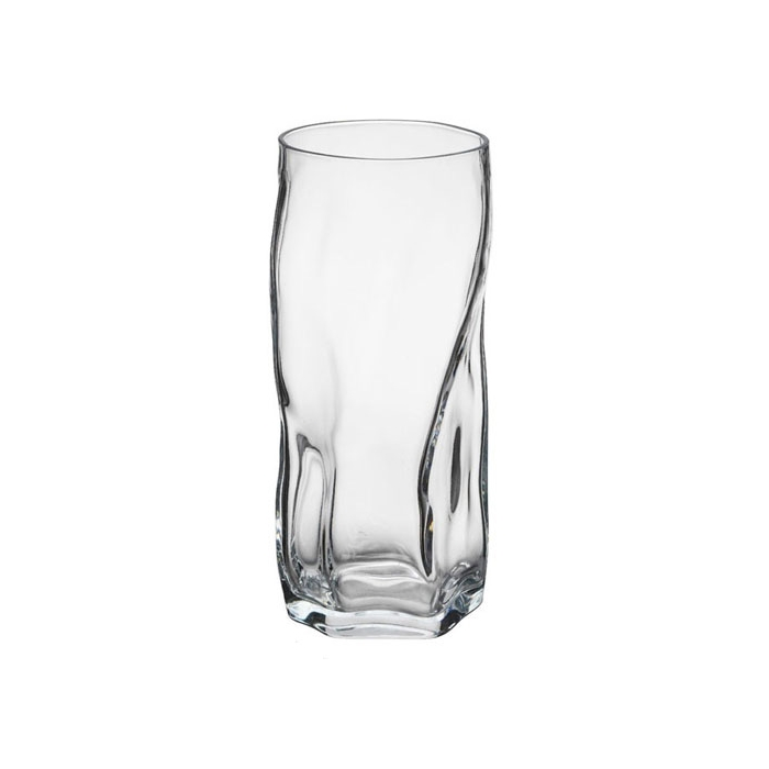 Bicchiere Cooler Sorgente Bormioli Rocco in vetro cl 46