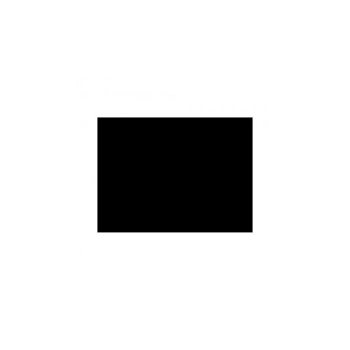 Tovaglietta Duni in carta nera cm 35x45