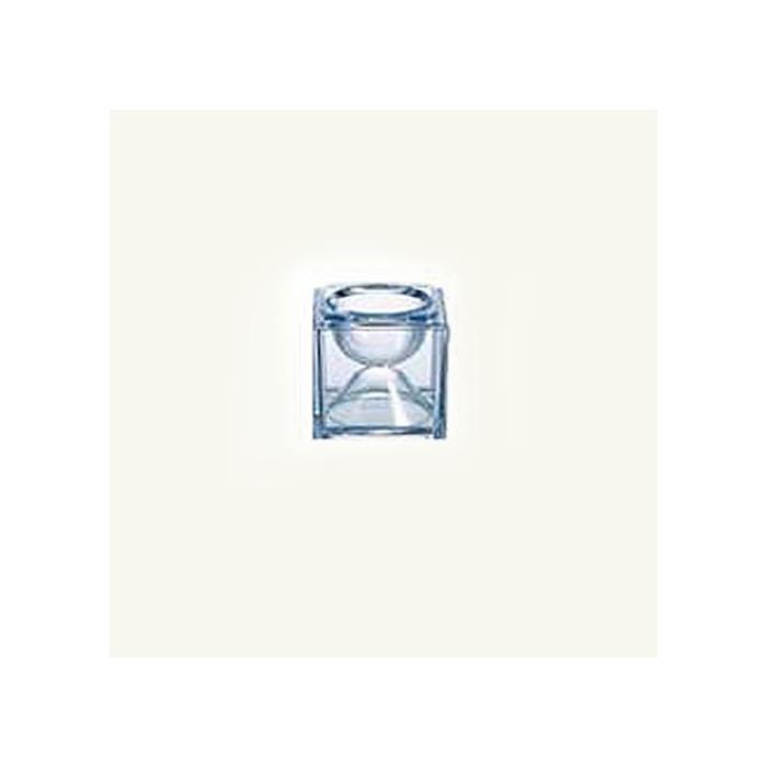 Base bicchiere Cubik Arcoroc trasparente cm 8x8