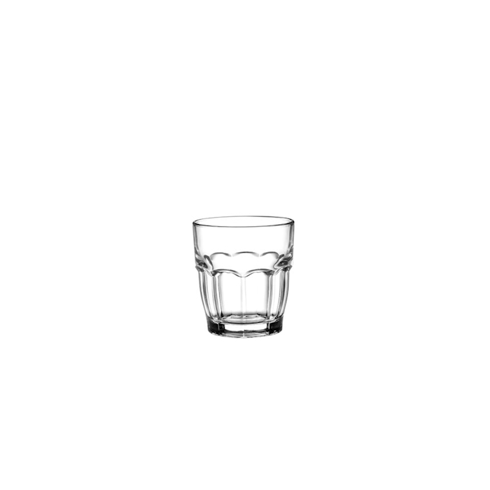 Bicchiere Rock bar Juice Bormioli Rocco in vetro cl 20