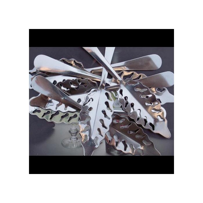 Cucchiaino per assenzio acciaio inox 16,3cm