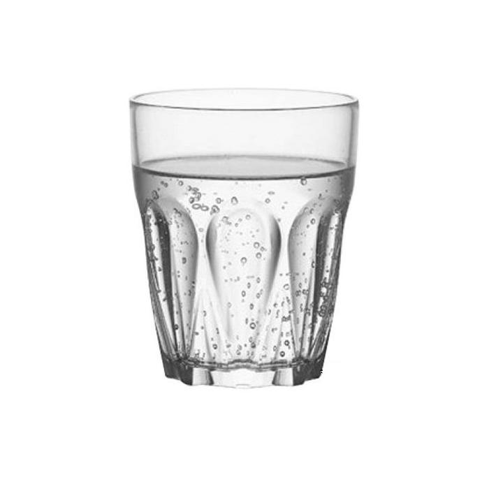 Bicchiere da trattoria Perugia Bormioli Rocco in vetro cl 22