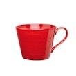 Tazza Mug Snug Churchill in porcellana rossa cl 35,5