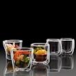 Bicchiere termico Ametista Bormioli Luigi in vetro cl 22