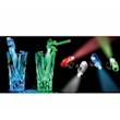 Anello luminoso Laser in plastica colori misti
