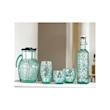Bicchiere Prezioso Luigi Bormioli in vetro azzurro cl 40