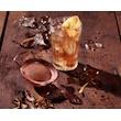Double Strainer Heritage in acciaio inox Gold Rose cm 18