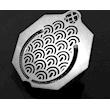 Strainer Waves Japan Series in acciaio inox cm 10