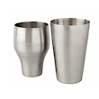 Shaker French parisienne in acciaio inox cl 66