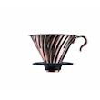 Filtro caffè 1-4 tazze in metallo ramato