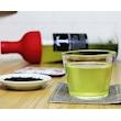 Bottiglia Tè freddo con filtro Hario in vetro e silicone rossa cl 75