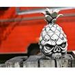 Tiki Mug Pineapple Skull in porcellana cl 65