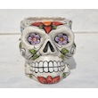 Tiki Mug Sugar Skull in porcellana cl 75