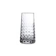 Bicchieri Gem Durobor in vetro lavorato cl 50