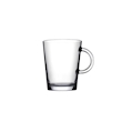 Bicchiere latte Tribeca in vetro cl 40
