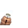 Cobbler shaker in acciaio ramato satinato cl 50