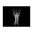 Bicchiere Medusa 100% Chef in vetro borosilicato cl 10