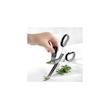 Forbice per erbe aromatiche 5 lame in acciaio inox cm 19,5
