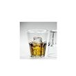 Bicchiere doppio shot in san trasparente cl 9