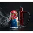 Matrioska con valvola per affumicatore 100% Chef in legno