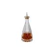 Dash bottle Da Vinci in vetro con tappo in sughero cl 15