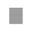 Fogli per alimenti in carta bianca e nera cm 28x34