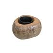 Porta bicchiere cocco naturale