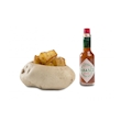 Coppetta Patata 100% Chef in resina cl 25