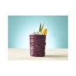 Tiki mug Smile in porcellana porpora cl 36